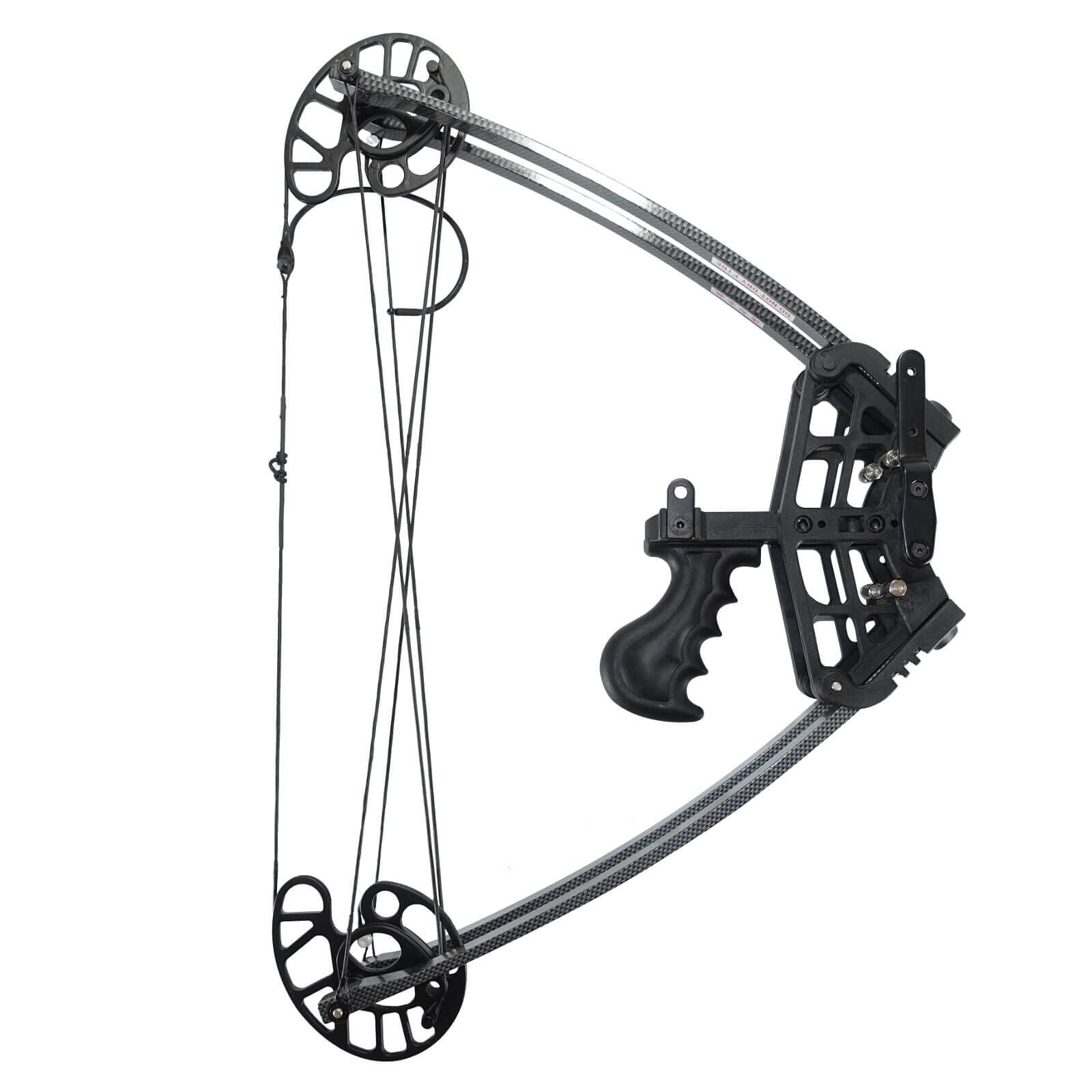 Nighthawk 50 Triangle Compound Bow Right Left Handed Mandarin